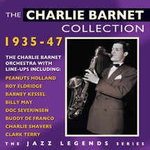 Charlie Barnet - Collection 1935-47 (CD)