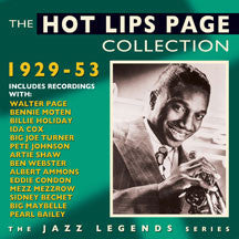 Hot Lips Page - Collection 1929-53 (CD)