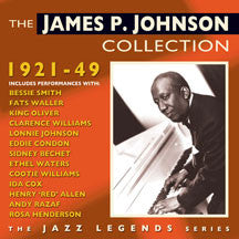 James P Johnson - Collection 1921-49 (CD)