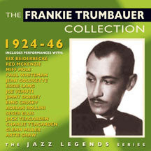 Frankie Trumbaur - Collection 1924-46 (CD)