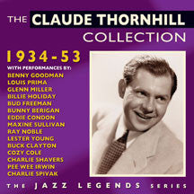 Claude Thornhill - Collection 1934-53 (CD)