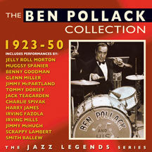 Ben Pollock - Collection 1923-50 (CD)