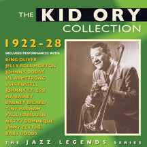 Kid Ory - Collection 1922-28 (CD)