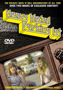 Heavy Metal Parking Lot (DVD)