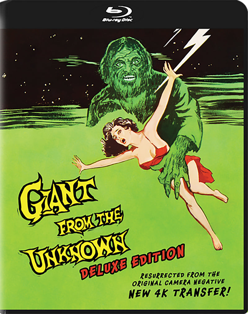 Giant From The Unknown (1958) [New 4k Restored Version] (Blu-ray)