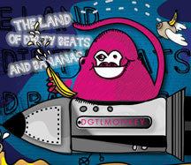 Dgtlmonkey - Land Of Dirty Beats And Bananas (CD)