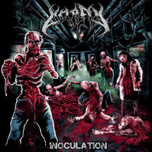 Morfin - Inoculation (CD)