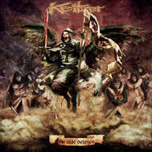 Keitzer - The Last Defence (CD)