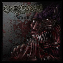 Slaughterday - Ravenous (CD)
