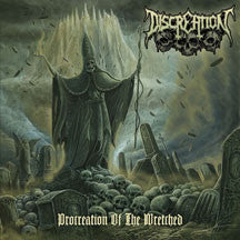 Discreation - Procreation Of The Wretched (CD)