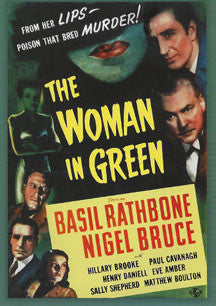The Woman In Green (DVD)