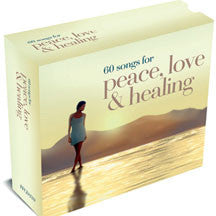 60 Songs For Peace, Love & Healing 3cd Box Set (CD)