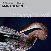 Managing Yourself (CD)