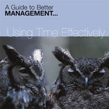 Using Time Effectively (CD)