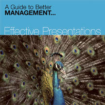 Effective Presentations (CD)