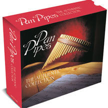 Pan Pipes: The Authentic Collection 3cd Box Set (CD)
