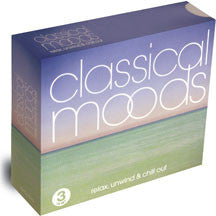 Classical Moods 3 Box Set (CD)