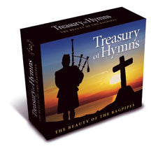 Treasury Of Hymns: Beauty Of The Bagpipes 3cd Box Set (CD)