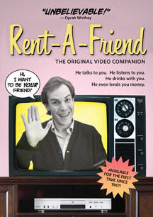 Found Footage Festival: Rent-a-friend (DVD)
