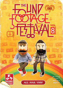 Found Footage Festival: Volume 8 (DVD)