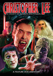 Christopher Lee - Legacy Of Horror And Terror (DVD)