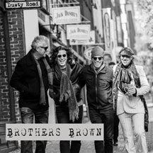 Brothers Brown - Dusty Road (CD)