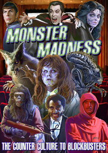 Monster Madness: The Counter Culture To Blockbusters (DVD)