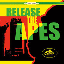 Apes FLA - Release The Apes (CD)