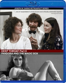 Deep Throat Part II Collection (BLU-RAY)