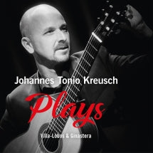 Johannes Tonio Kreusch - Plays (CD)