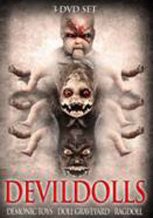 Devildolls 3 Pack Set (DVD)