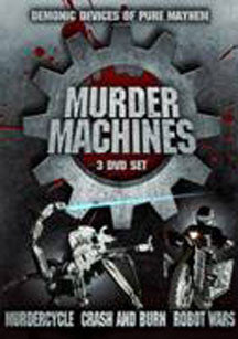 Murdermachines 3 Pack Set (DVD)
