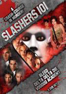 Slashers 101! 3 Pack Set (DVD)