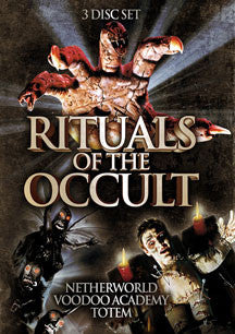 Rituals Of The Occult 3 Pack Set (DVD)