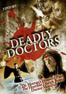 Deadly Doctors 3 Pack Set (DVD)