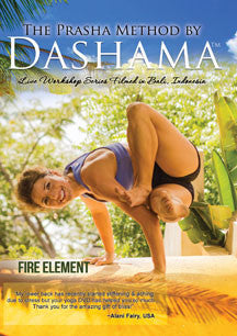 Dashama Konah Gordon - Fire Element (DVD)