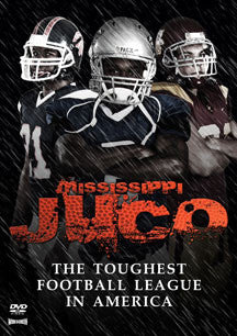 Mississippi Juco: The Toughest Football League In America (DVD)