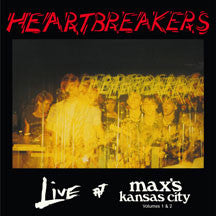 Heartbreakers - Live At Max's Volumes 1 & 2 (CD)