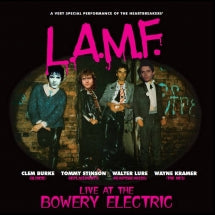 Walter Lure & Clem Burke - L.A.M.F.: Live Bowery Electric (CD)