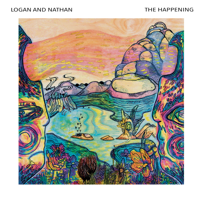 Logan and Nathan - The Happening (CD)