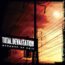 Total Devastation - Roadmap Of Pain (CD)