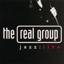 Real Group - Jazz: Live (CD)