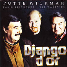 Putte Wickman - Django D'or (CD)