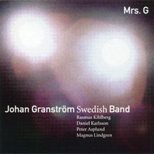 Johan Granstrom - Mrs. G (CD)