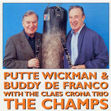 Wickman & De Franco - The Champs (CD)