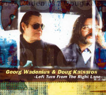 Wadenius &  - Left Turn From The Right Lane2001 (CD)