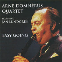 Arne Domnerus - Easy Going (CD)