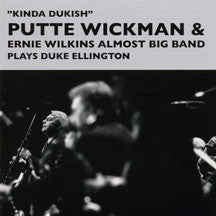 Putte Wickman - Kinda Dukish (CD)