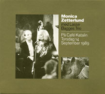 Monica Zetterlund - At Cafe Katalin (CD)