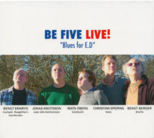 Be Five - Blues For E.D. (CD)